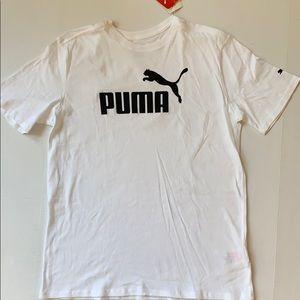Puma Brand shirt sleeve tee shirt